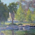Sharon Weaver - Plein Air Landscape Painting Class