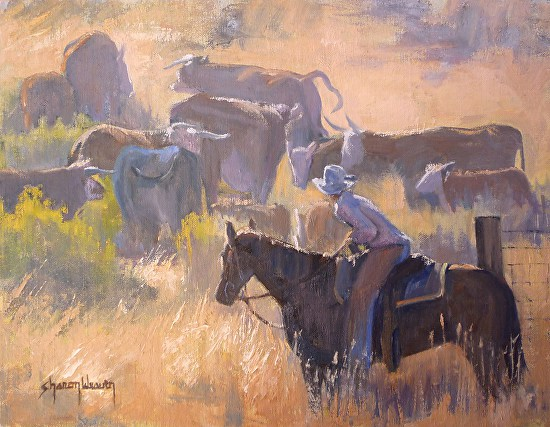 Cattle Drive -