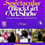 Jean Lewis - A Spectacular Black Girl Art Show