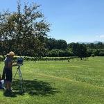 Judith Lochbrunner - Open Studios-Botetourt Art Market at Virginia Mountain Vineyards