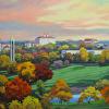 Autumn at the Alma Mater