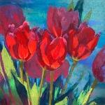 "Jude Tolar - -Oklahoma Art Guild Small Works Show ""My Art's Desire,"" Feb. 5-28"