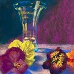 Jude Tolar - -Pastel Workshop, �Techniques for Pastels,� April 23-24, Prairie Arts Center