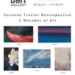 Suzanne Frazier - Suzanne Frazier Retrospective: 5 Decades of Art