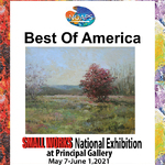 Sue Barrasi - NOAPS Best of America SMALL WORKS
