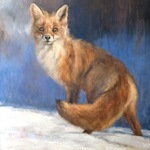 Sandra Severson - Shades of Autumn  Square Pear Gallery