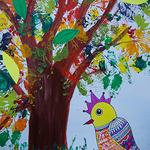 Rohini Mathur - Nature Art & Stamping Play