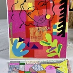 Rohini Mathur - Matisse's Madame Collage & Picasso's Cubism Art Workshop