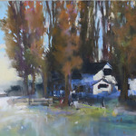 Janice Wall - Northwest Pastel Society's 35th Annual International Open Exhibition