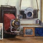 Deborah Chabrian - 40th Annual Adirondacks National Exhibition of American Watercolors