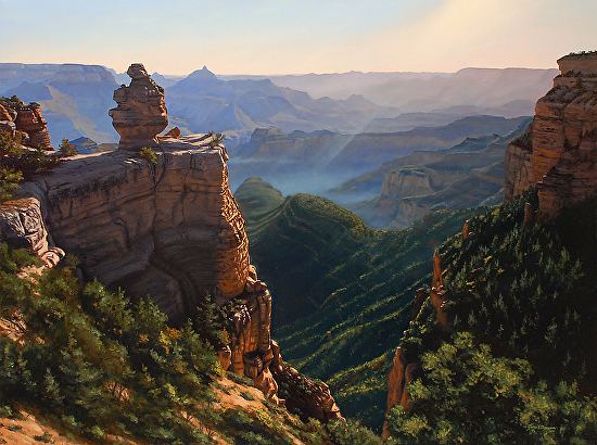 Canyon Spring - Oil
