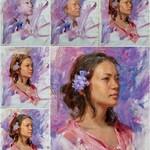 Romel de la Torre - Painting the Portrait & Figure Workshop (Michigan)