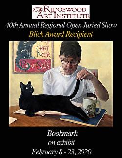 Nicole Mon� - Ridgewood Art Institute 40th Annual Juried Show