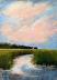 Midsummer Marsh by Gail Smith