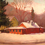 MONICA ETZ - Small Works Holiday Art Show and Sale