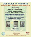 Our Place in Paradise  - KeySeaArt with Susi Trottnow