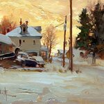Award Winning Artist Workshops - Kim English<br>Everyday Life<br>Landscapes<br>Class Now Open