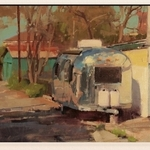 Award Winning Artist Workshops - Randall Sexton<br>Expressive Brushwork Plein Air<br>OPEN