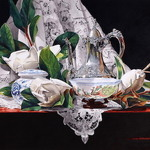 Award Winning Artist Workshops - Watercolor<br>Realistic Still Life<br>Laurin McCracken<br>3 open