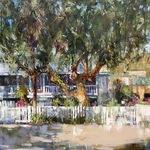 Award Winning Artist Workshops - Nancy Tankersley<br>Landscapes<br>Lets Get Outside & Paint