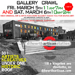 Mary Kamerer - First Friday (and Saturday) Crawl