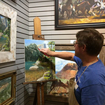 FIRST GALLERY OLATHE  - FINE ART PAINTING WED. 6-9 & SAT 10-1pm (3 hour sessions) $30.