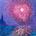 FIRST GALLERY OLATHE  - CASTLE MONET KIT 25.00 - CURBSIDE ONLY