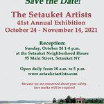 Setauket Artists - 41st Setauket Artists Exhibition