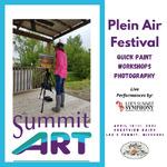 Lee Copen - The Summit Art Plein Air Festival