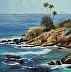 Summer Romance - Heisler Park - Laguna Beach, California by Gina McLagan