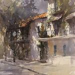 Vladislav Yeliseyev - Watercolor Workshop - Naples, FL