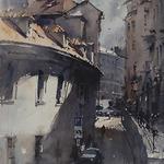 Vladislav Yeliseyev - Studio Watercolor Workshop, Port Aransas, TX
