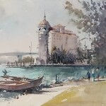 Vladislav Yeliseyev - Plein Air Workshop Sarasota, FL