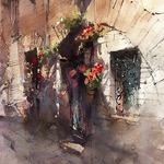Vladislav Yeliseyev - Studio Watercolor Workshop, Chicago, IL