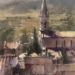 Vladislav Yeliseyev - Composition in Watercolor Live Online Workshop
