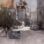 Vladislav Yeliseyev - Online Workshop From Sketch to Painting