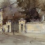 Vladislav Yeliseyev - Paint Along with Vlad Live on Zoom