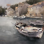 Vladislav Yeliseyev - Painting Vacation - Croatia