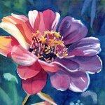 Claudia Kazachinsky - Valley Watercolor Society Annual Show