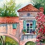 Claudia Kazachinsky - South Bay Watercolor Society
