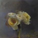 Kathleen Speranza - Rose Painting Workshop Indianapolis