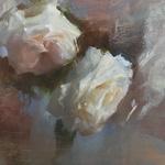 Kathleen Speranza - Rose Painting Workshop at Kline Academy