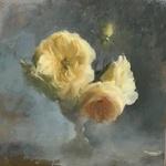 Kathleen Speranza - Rose Painting Workshop at Bay Area Classical Artist Atelier