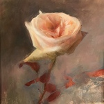 Kathleen Speranza - Munsell for Roses at The Maw Gallery