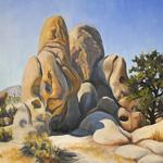 Lee Edwards - Joshua Tree National Park Art Expo 2021