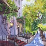 Durinda Cheek - Intermediate/Advanced Watercolor Painting