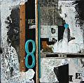 12 x 12 Series 2 by Carol Staub Mixed Media ~ 12 x 12