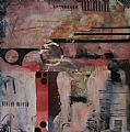 Unearthed No.2 by Carol Staub Mixed Media ~ 32 x 32