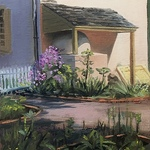 Megan Lawlor - Our Town Through Artists' Eyes-A Plein Air Celebration of Yardley and Newtown