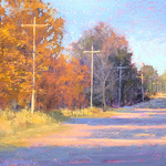 Greg Stone - Landscape Painting in Pastel